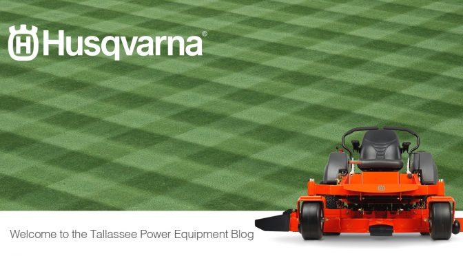 Tallassee Power Equipment blog